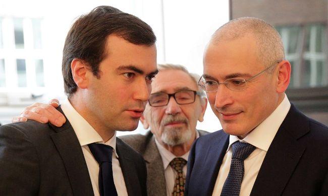 Gyilkossággal vádolják Hodorkovszkijt