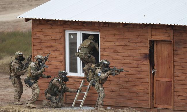 Orosz kémet ölhettek meg az ukrán kommandósok