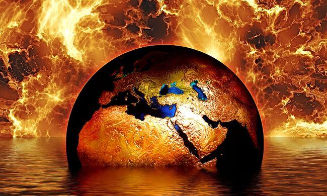 Trópusi járványok és elárasztott városok - ez lesz a klímaváltozás eredménye