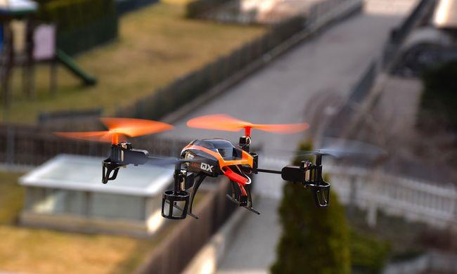 Már regisztrálják a drónokat