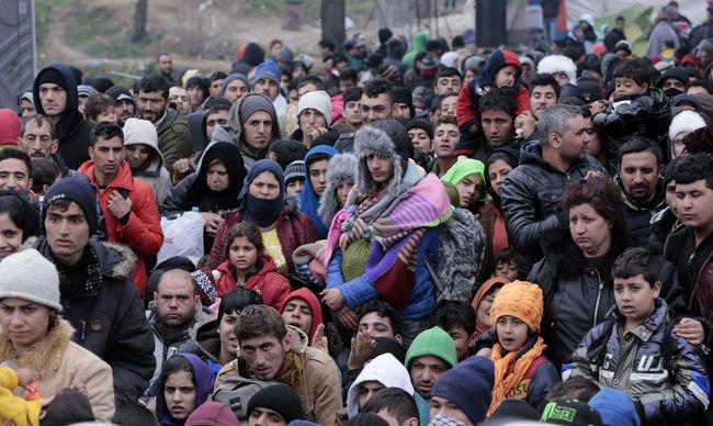 Folyamatosan érkeznek a migránsok Horvátországba