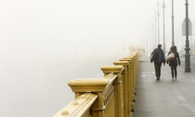 Riasztást kapott az ország: ónos eső zúdul a nyakunkba