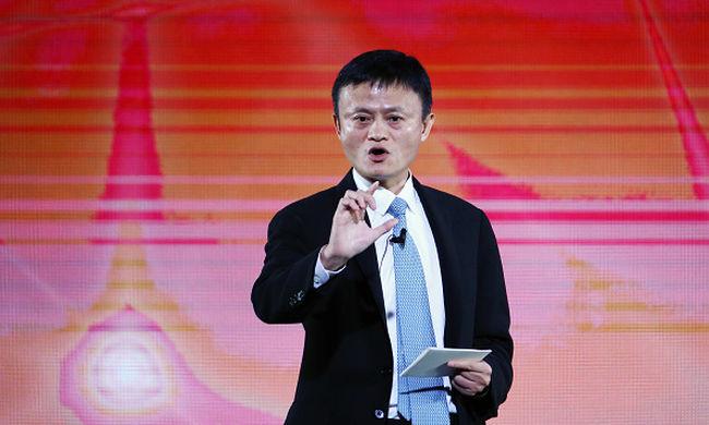 Újságot vett az Alibaba