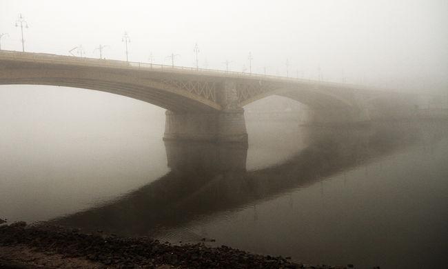 Riasztást kapott az ország: köd, és fagy érkezik
