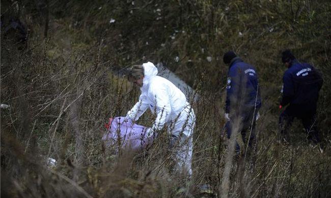 Halottat találtak az M0-son