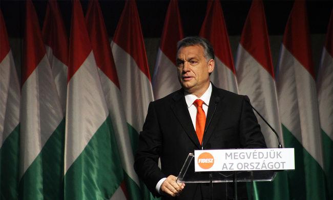 """Orbán Viktor: """"A magyar emberek érzik, hogy a kormány céljai reálisak"""""""