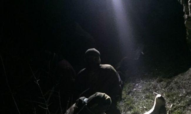 Rálőtt a határőrökre a borostyáncsempész banda