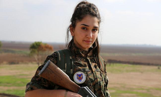 Az Iszlám Állam rémálma: a kurd nők