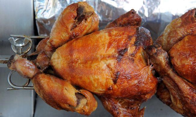 """A magyarok nem akarnak """"savas csirkét"""" enni"""