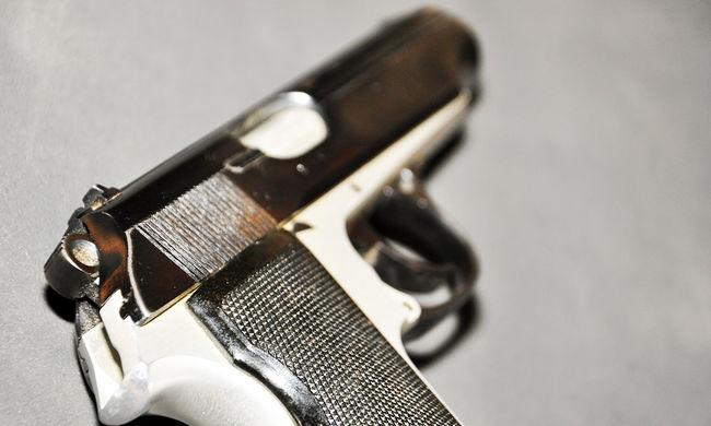 Fegyverrel fenyegette családját a gyöngyösi férfi