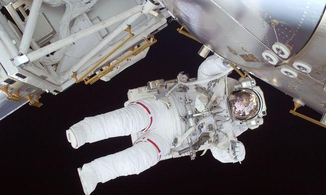 NASA-rakéták érkeznek Budapestre