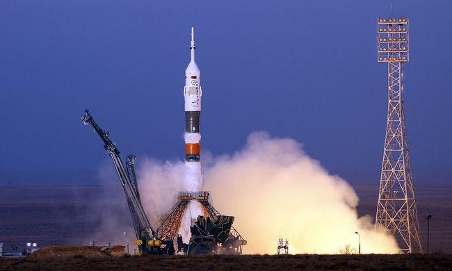 Elindult az orosz űrhajó a Nemzetközi Űrállomásra