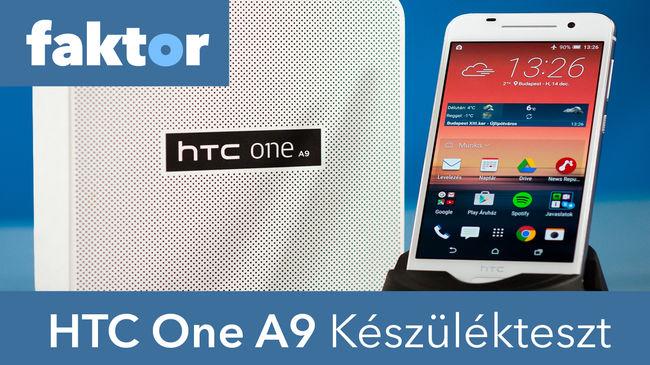 Klónok harca, avagy nincs igazság - HTC One A9 videós készülékteszt
