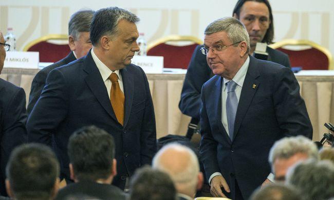 Orbán: az olimpia össznemzeti ügy