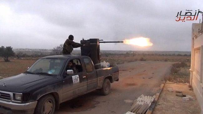 Texasi vízvezeték szerelő autóját használják a terroristák