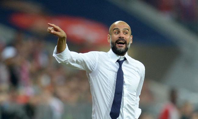 Jövő héten eldől Guardiola sorsa