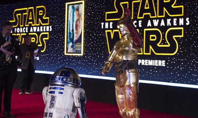Már látták az új Star Wars filmet és rajonganak érte