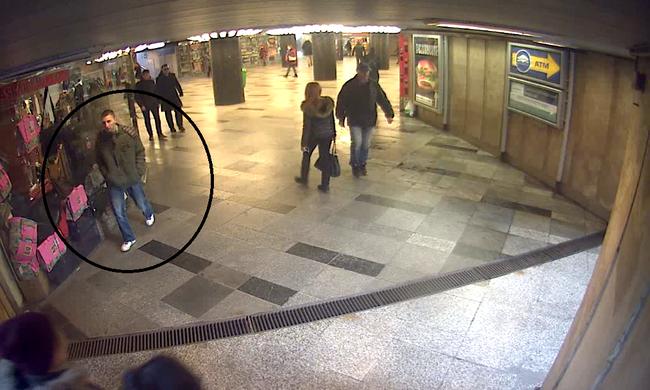 Fenyegetőzött és rabolt a metrónál
