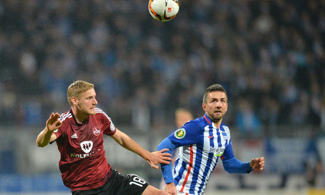Dárdait csodálják: már a legjobb nyolc között a Hertha a kupában - videók