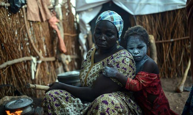 Gyerekeket ölnek az anyák a háborús övezetekben