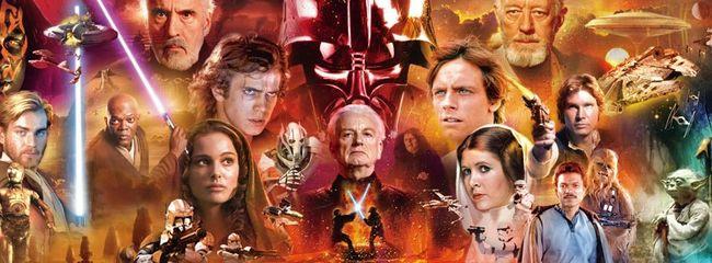 Galaxis útikalauz Star Wars nézőknek