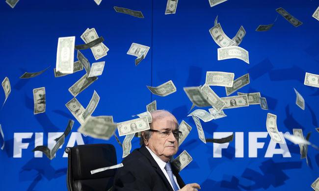 Svájc óriási FIFA-pénzeket zárolt