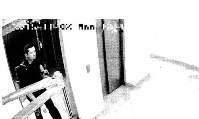 Lépcsőházból lopott szőnyegeket