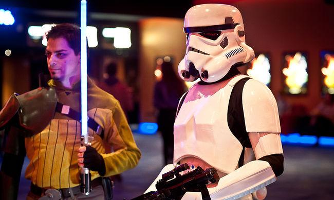 Magyarországon is rekordot döntött a Star Wars