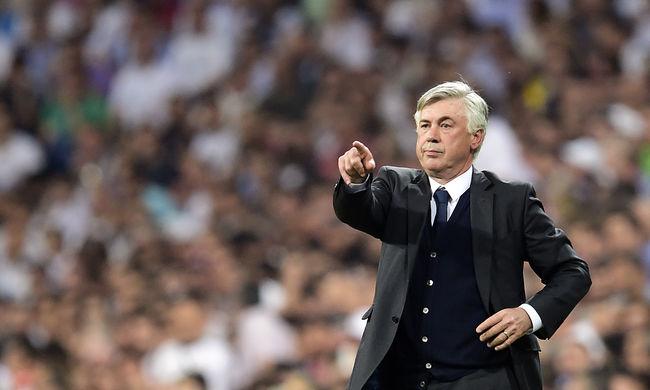 Ancelotti lehet a Bayern új edzője