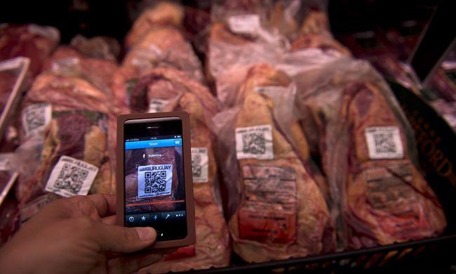 Okostelefonnal ellenőrizhető a hús minősége