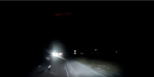 Tizedmásodpercen múlt a halála - videó