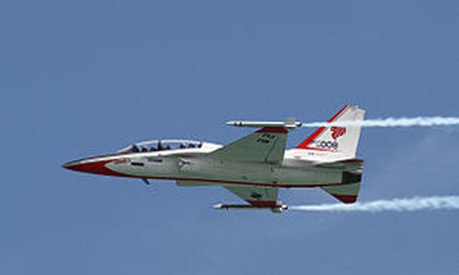 Lezuhant egy vadászgép, mindkét pilóta meghalt