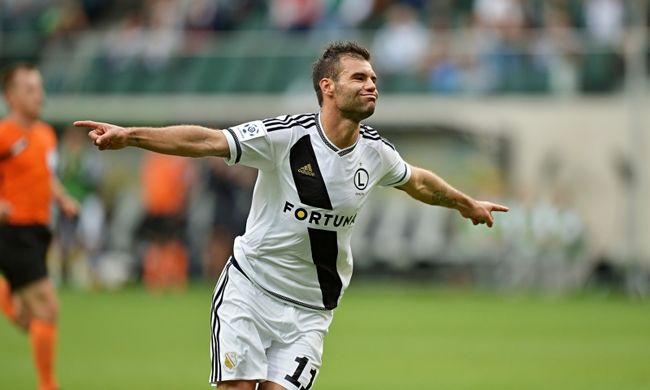 Hihetetlen: gyönyörű gólt lőtt Nikolics, már 21 gólos - videó