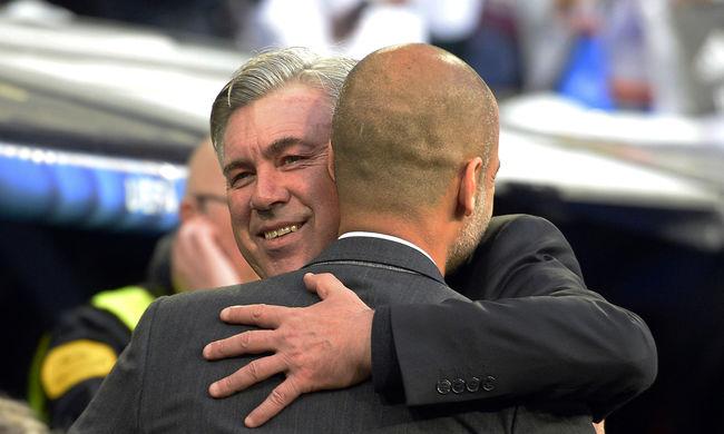 Guardiola megy, Ancelotti lesz a Bayern új edzője