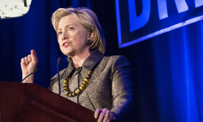 Clinton: Trump az Iszlám Állam legjobb toborzója