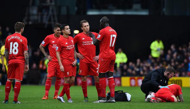 Bogdán hibája is kellett a Liverpool vereségéhez