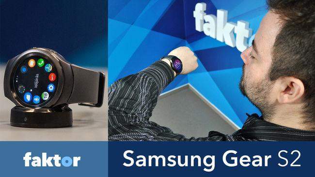 Ne csak tapogassa, tekerje is - Samsung Gear S2 videós készülékteszt