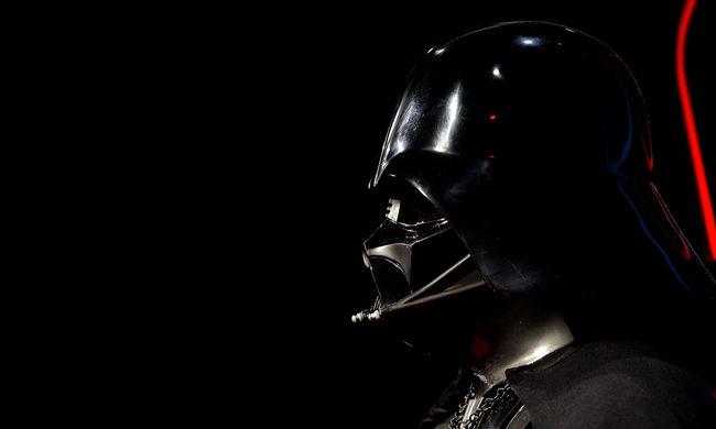 Darth Vader leukémiás, adományokat gyűjt a műtétre