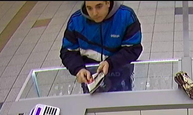 Áruházi tolvajokat keresnek