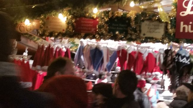 Ilyen a bécsi karácsonyi vásár