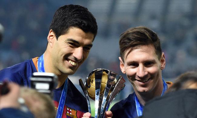 Leköpték Messit, aki erre visszaütött