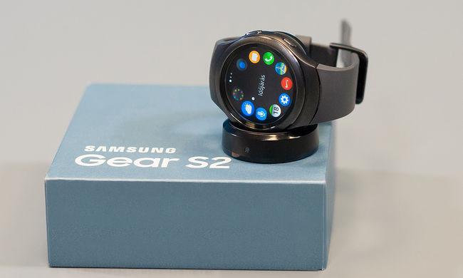 A Samsung okosórája az iPhone-nal is használható lesz