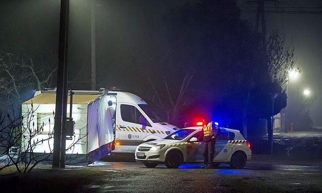 Fiatal férfi holttestét találták az utcán