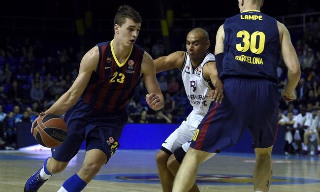 Magyar kosaras remekelt a spanyol bajnokságban