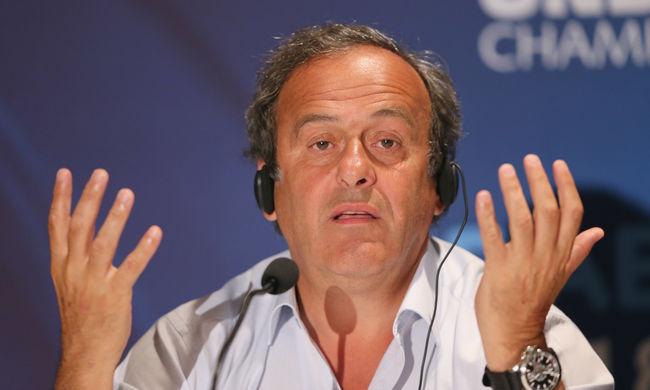 Nem érti a FIFA-t a korrupció miatt eltiltott Platini