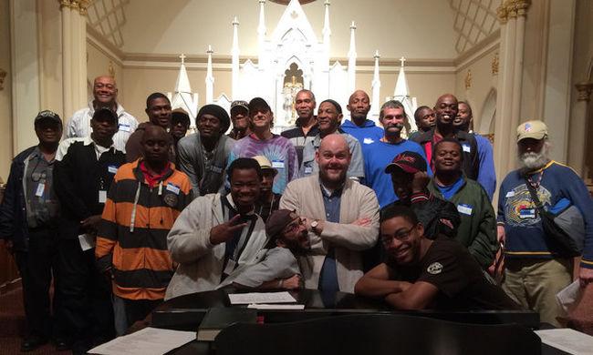 Hajléktalanok énekeltek a Fehér Házban
