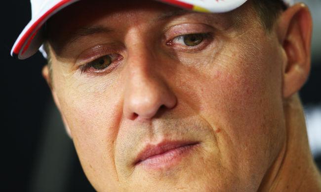 Schumacher reagál - Mégis felépülhet a világbajnok