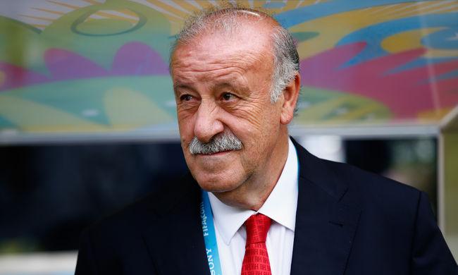 Visszavonul a spanyol válogatott edzője