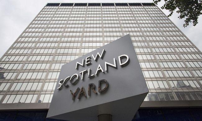 Terroristát fogtak Londonban - megelőztek egy támadást