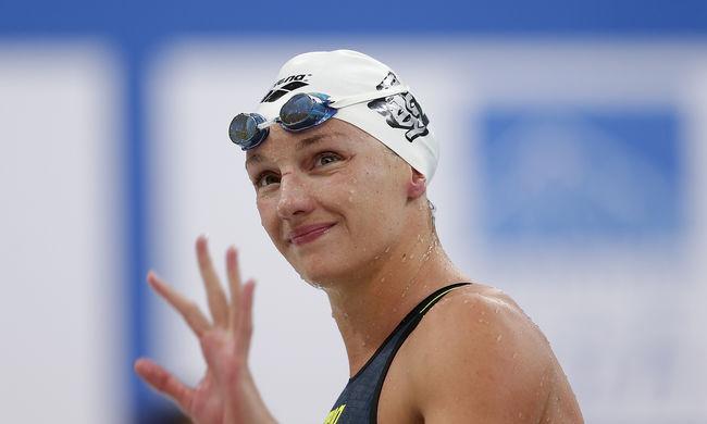 Többmilliós ígéretet kapott a kilenc legjobb úszó karácsonyra